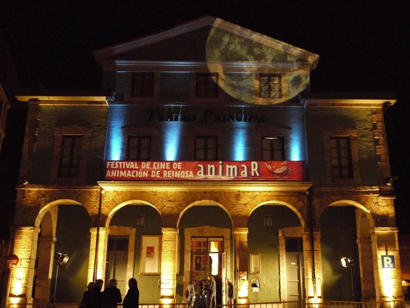 Iluminación Arquitectural Tarima