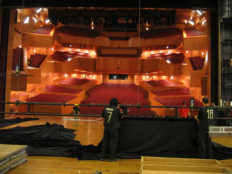 Teatro Tarima