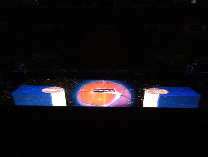 Mapping Buesa Arena