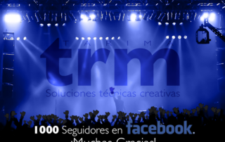 1000 seguidores trm